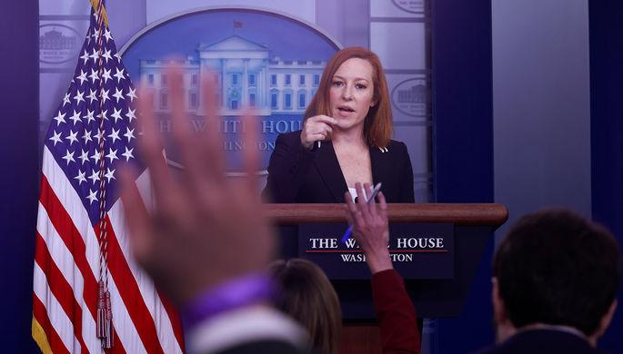 «У нас толстая кожа»: в Белом доме отреагировали на слова Путина о Киплинге