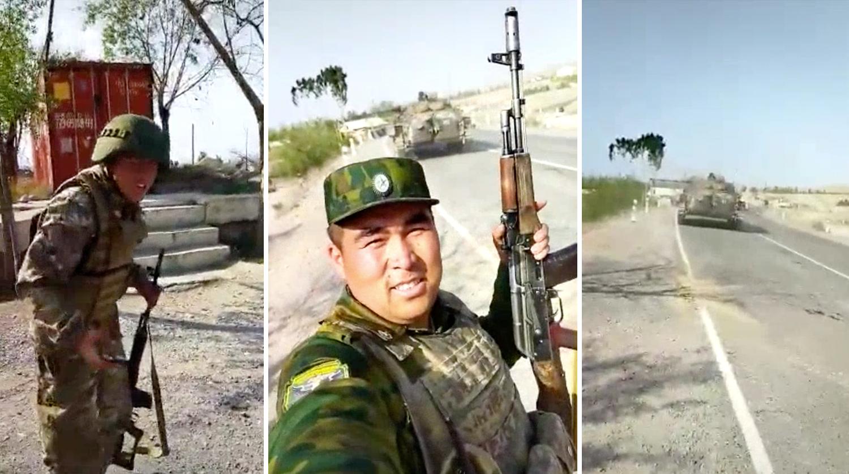 Таджикский юрист ответил киргизскому юристу по правовой оценке событий на границе