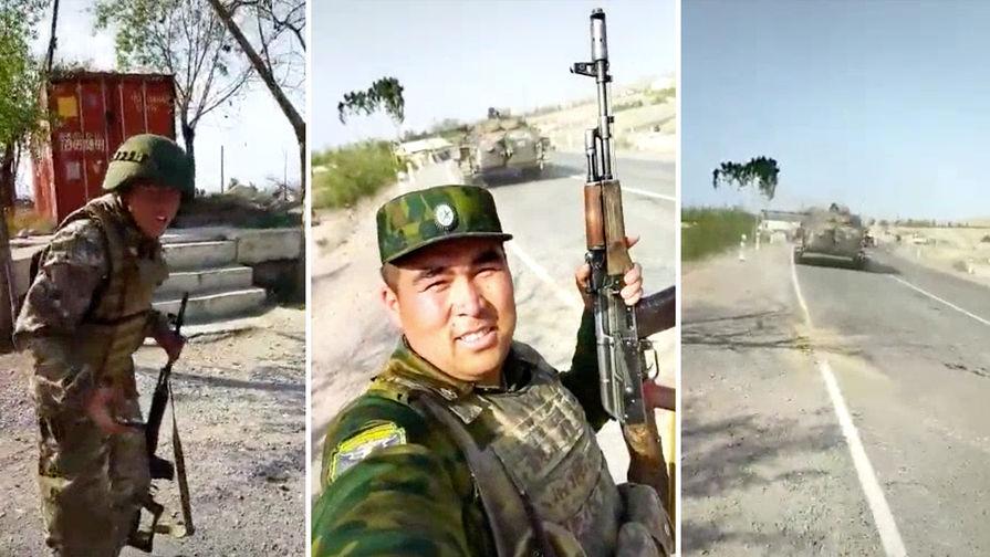 Военнослужащие Таджикистана открыли огонь по жилым домам граждан Киргизии