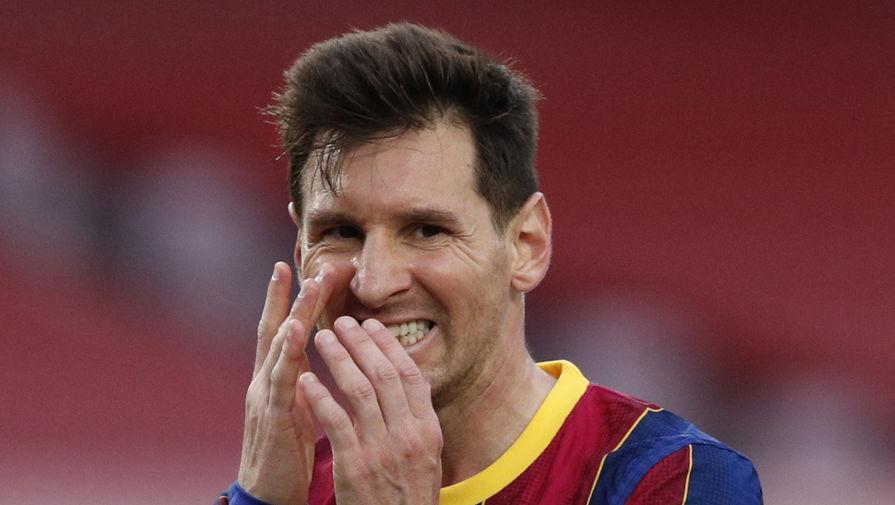 Барселона предложила Месси контракт на 10 лет