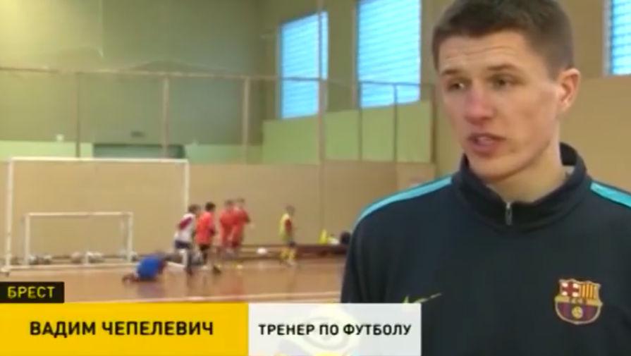 Детский тренер получил тюремный срок за участие в акции протеста в Белоруссии