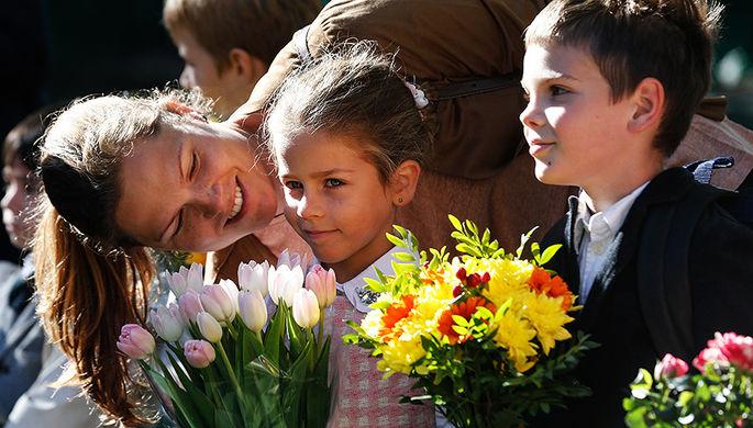 Снова в школу: россияне экономят на 1 сентября