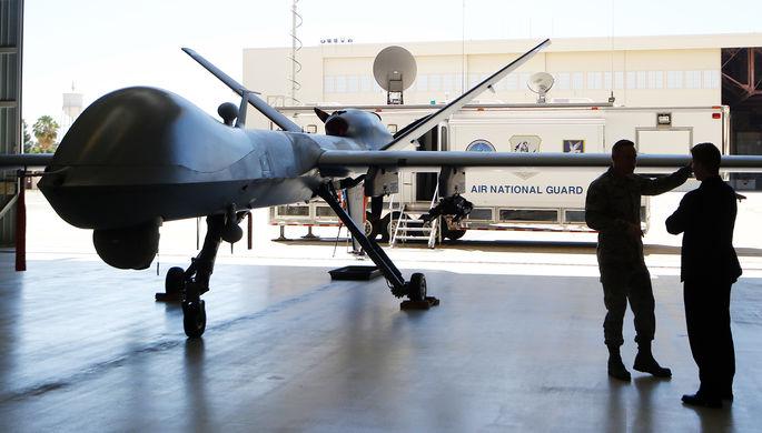 Был ваш — станет наш: может ли Россия перехватить дроны США