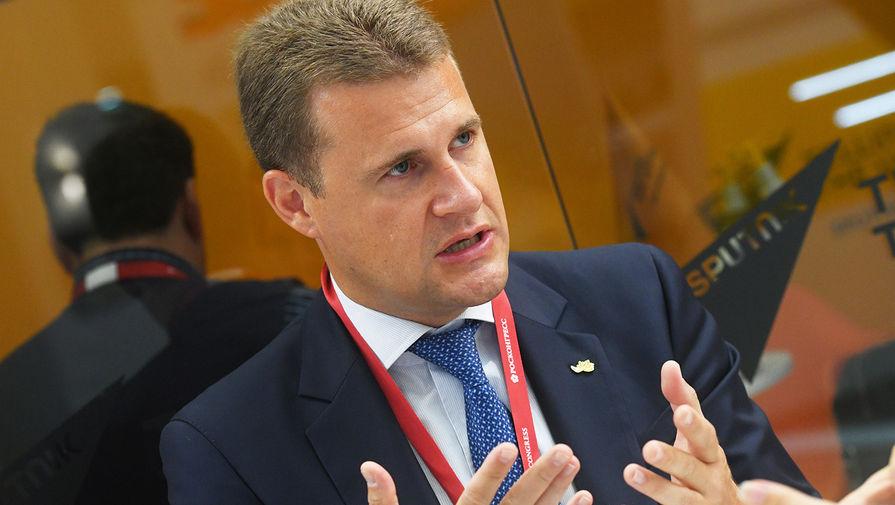 Генеральный директор АО «Фонд развития Дальнего Востока и Байкальского региона» Алексей Чекунков