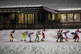 Мужская эстафета в Рупольдинге — первая в сезоне, где россияне остались без медалей
