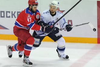 «Динамо» обыграло ЦСКА в пятом мачте и вышло в 1/2 финала Кубка Гагрина