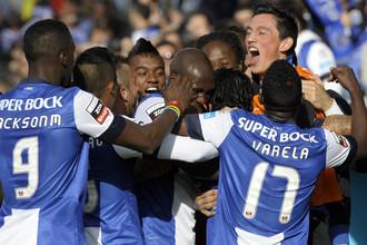«Порту» стал чемпионом в 27-й раз в истории