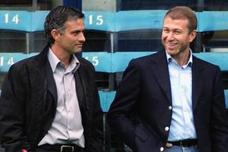 Жозе Моуринью и Роман Абрамович снова вместе