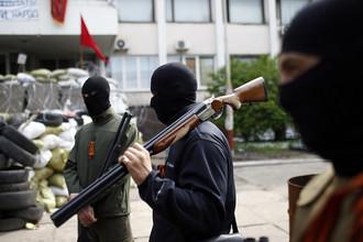 Официальный Киев согласен сесть за стол переговоров с представителями повстанцев на юго-востоке Украины