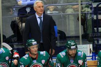 Зинэтула Билялетдинов в качестве тренера провел 800-й матч в отечественных чемпионатах