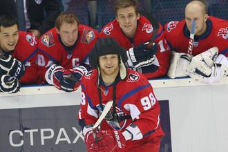 Матч звезд КХЛ в 2014 году