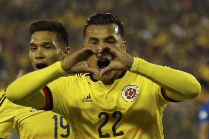 Защитник: Джейсон Мурильо (Колумбия)