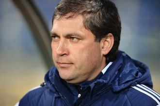 Один из претендентов на пост главного тренера «Рубина» Роберт Евдокимов