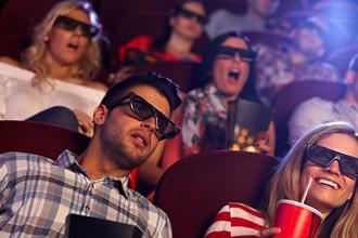 Почему от 3D-фильмов болит голова