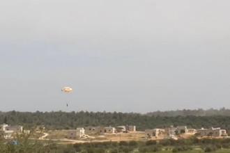 Летчик сбитого Су-22