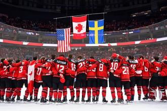 Молодежная сборная Канады по хоккею