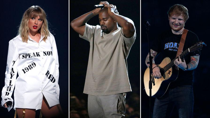 Итоги года: Forbes посчитал доходы музыкантов