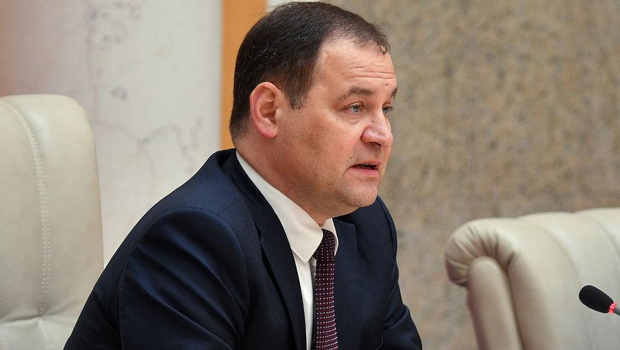 Премьер-министр Белоруссии Роман Головченко