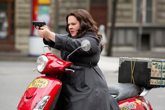 Кадр из фильма «Шпион»