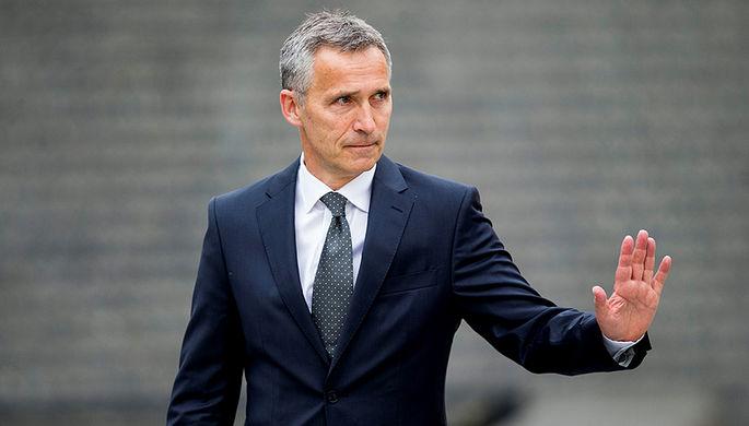 Генсек НАТО объявил о высылке семи российских дипломатов