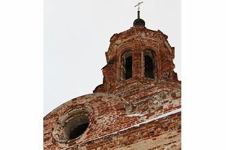 Крестовоздвиженская церковь, село Куминовское