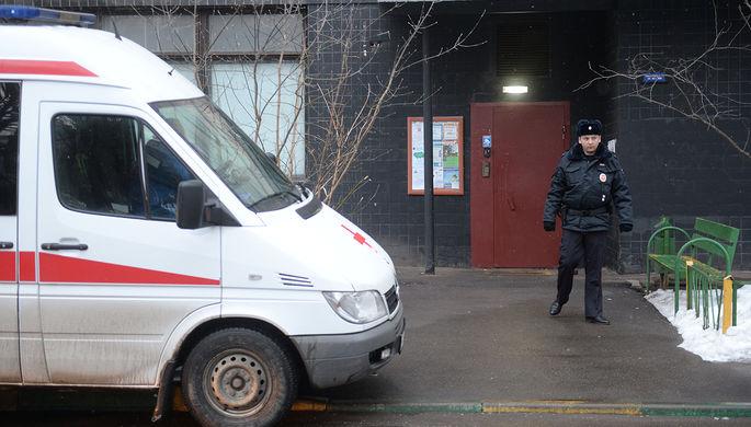30 ножевых: в Москве найдены убитыми женщина с сыном