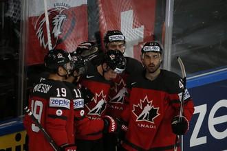 Сборная Канады на чемпионате мира по хоккею — 2017