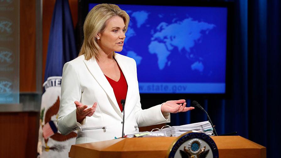 Науэрт отказалась от поста постпреда США при ООН из-за скандала с няней