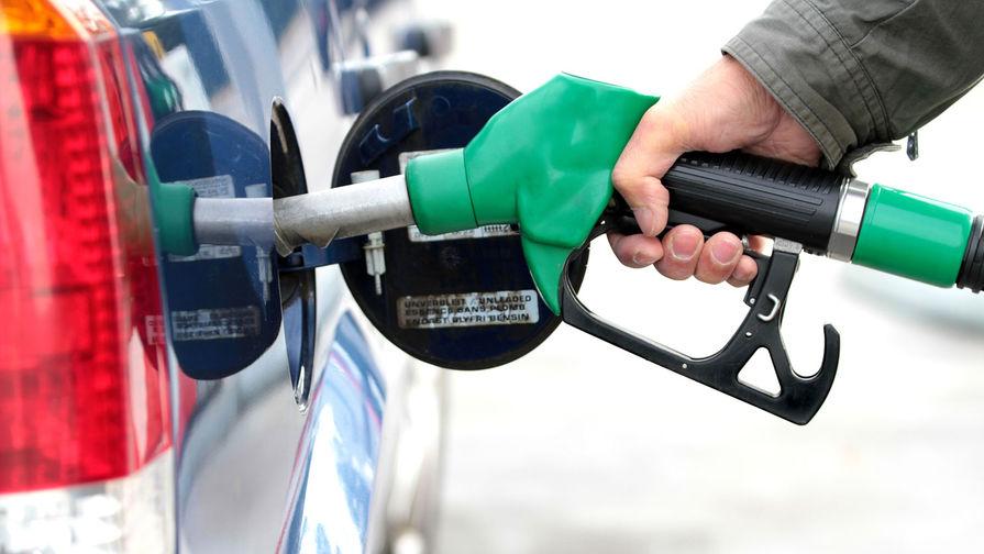 В России рекордно снизился спрос на бензин