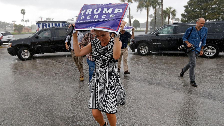 Трамп забрал пресс-секретаря у собственной жены