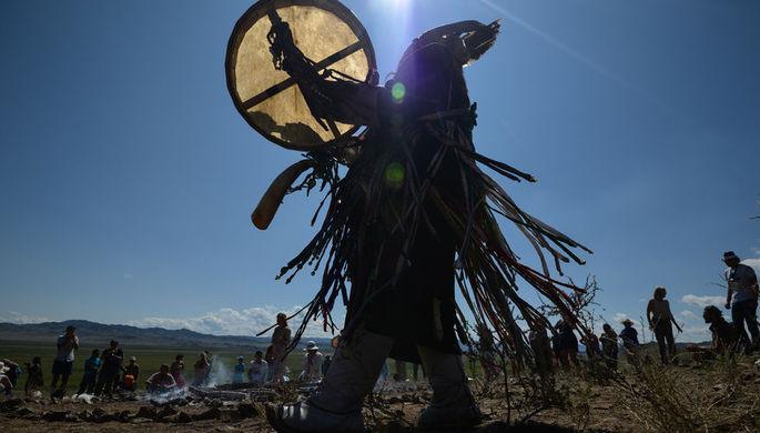 Шел на Кремль: за что задержали якутского шамана
