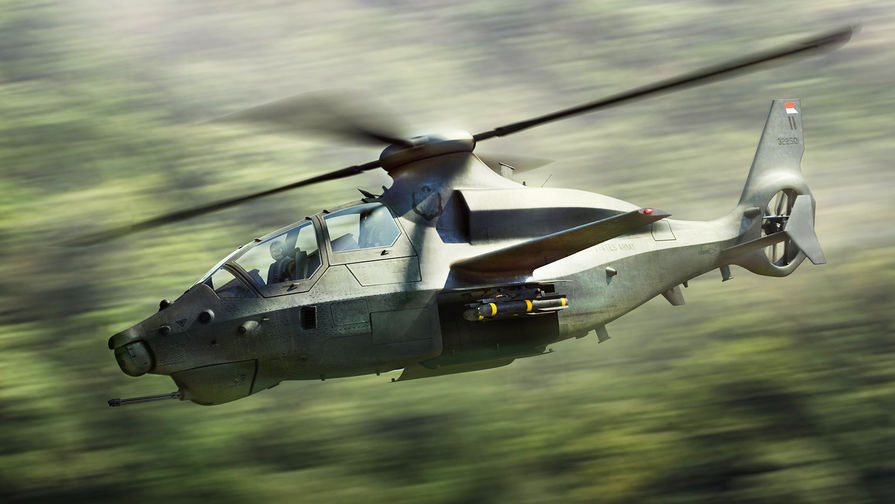 Bell Helicopter представила проект перспективного вертолета-разведчика