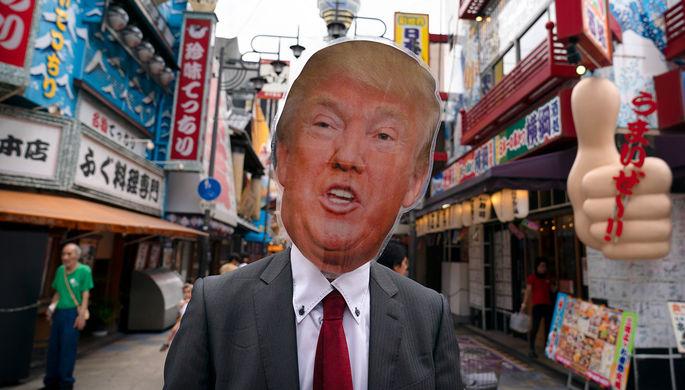 Снести Трампа: как выборы в США ударят по мировой экономике