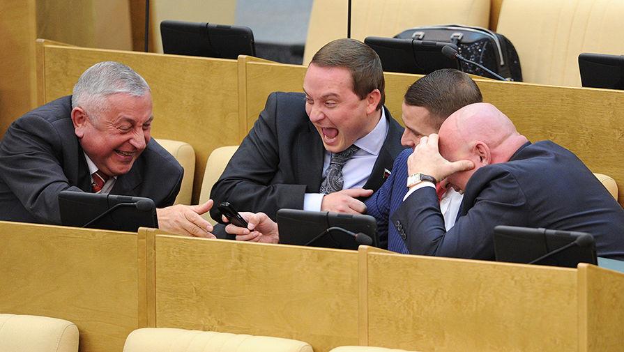 """Нищие депутаты и """"золотая судья""""."""