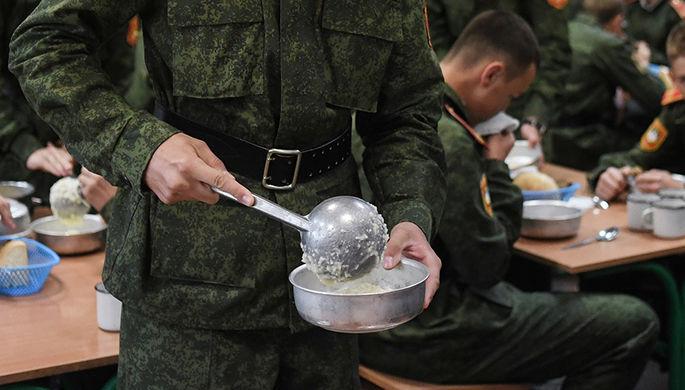 В Вологде возбудили дело из-за массового отравления курсантов