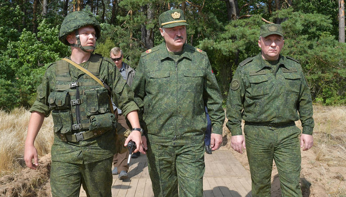 «Ошибок нельзя допустить»: Лукашенко сменил силовиков