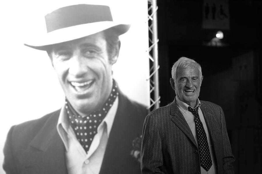 Актер Жан-Поль Бельмондо (9 апреля 1933 — 6 сентября 2021)