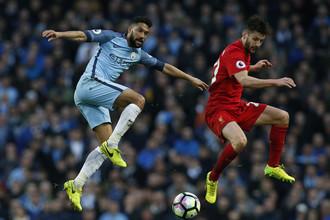 «Манчестер Сити» и «Ливерпуль» разошлись миром в матче 29-го тура АПЛ