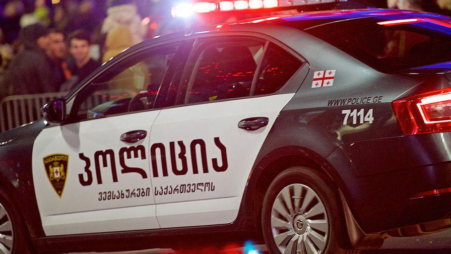 Более 10 человек задержаны в ходе ареста главы партии Саакашвили в Грузии
