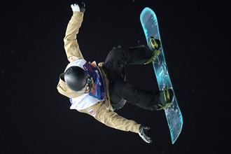 Биг-эйр в сноуборде