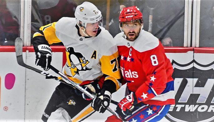 Шайба Малкина помогла «Питтсбургу» одолеть «Вашингтон» в матче НХЛ