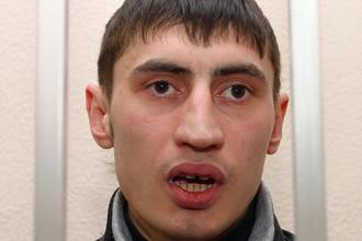 Алмаз Василов- один из пяти задержанных полицейских «Дальнего»