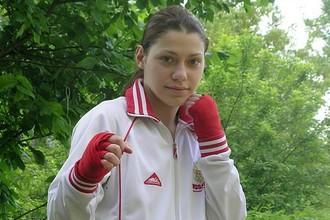 Одна из российских олимпийских надежд в боксе Софья Очигава