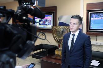 Президент МФК «Спартак» Игорь Снежницкий надеется на быстрый выход в суперлигу