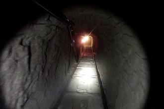 Американские власти обнаружили «супертоннель», которым пользовались контрабандисты для переброски наркотиков из Мексики в США