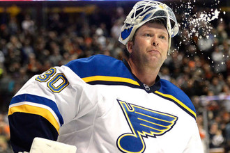 Мартин Бродер, легенда НХЛ