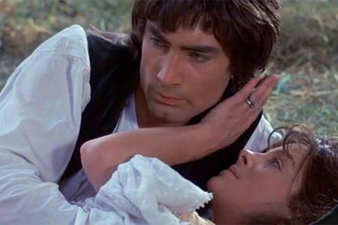 Кадр из фильма «Грозовой перевал» (1970)