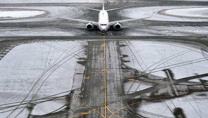 Более 20 рейсов задержано и отменено в аэропортах Москвы