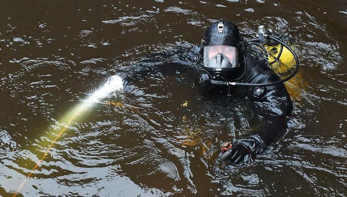 Убийство на заводе: в Неве выловили мешки с частями тела