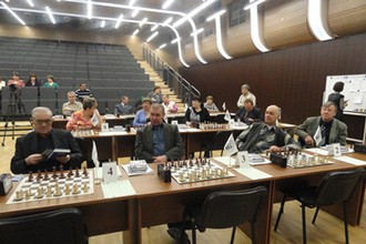 Василий Филипенко рассказал о развитии шахмат в Югре